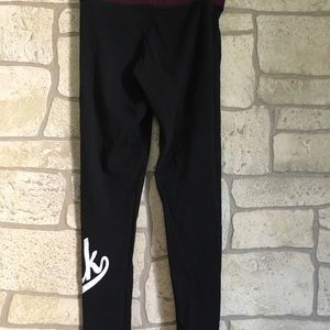 Pink XS High waist cozy Yoga Legging